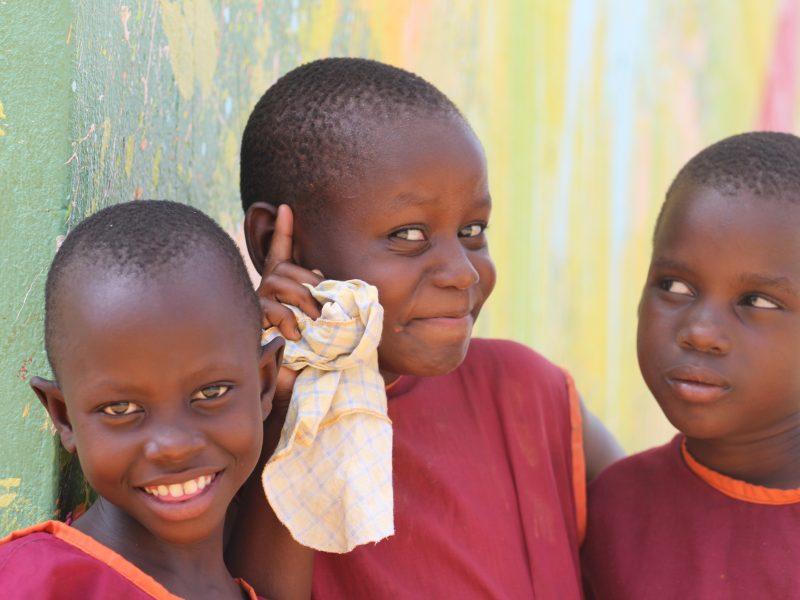 Kinder in Uganda (5 MB)